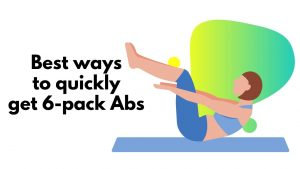Read more about the article Best ways to quickly get 6-pack Abs